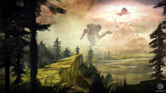 Child of Light Cinematic