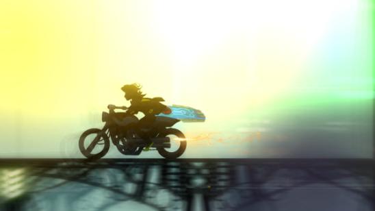 Transistor Motorcycle