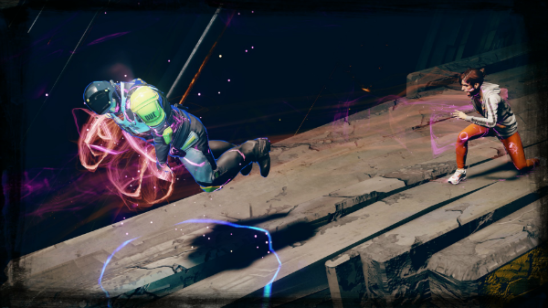 Fetch Attacking in Combat Arena in Infamous First Light