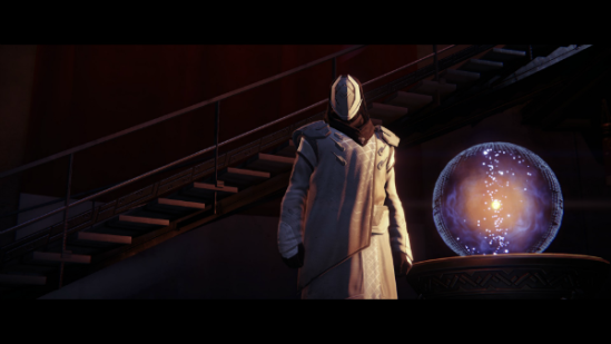 The Speaker in Destiny