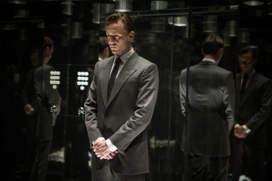 Tom Hiddleston in Ben Wheatley's High-Rise